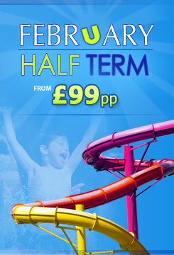 February half term from £149pp