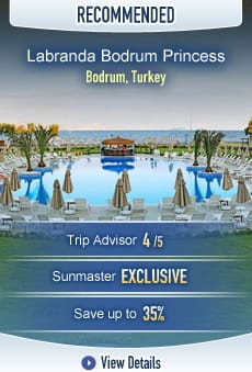 Labranda Bodrum Princess and Spa