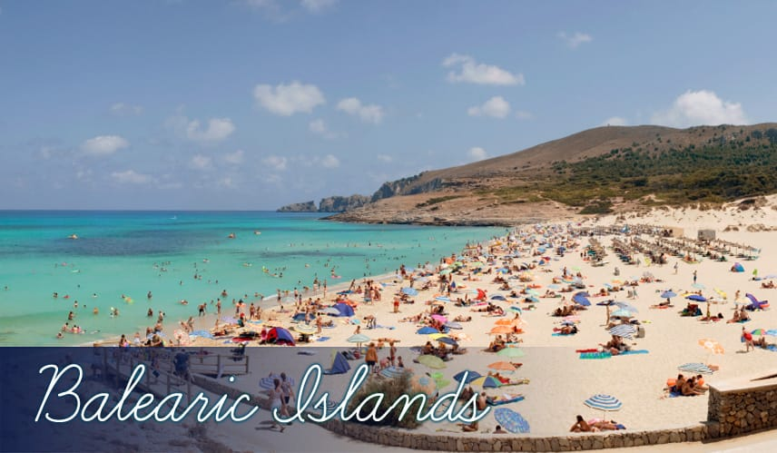 Balearic Islands all inclusive holidays
