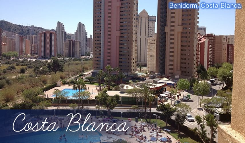 All inclusive Benidorm cheap holidays