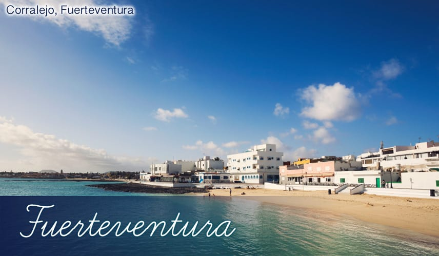 All inclusive cheap holidays to Corralejo