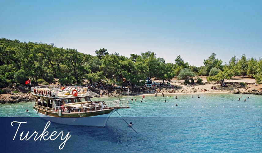 All inclusive holidays to Hisaronu