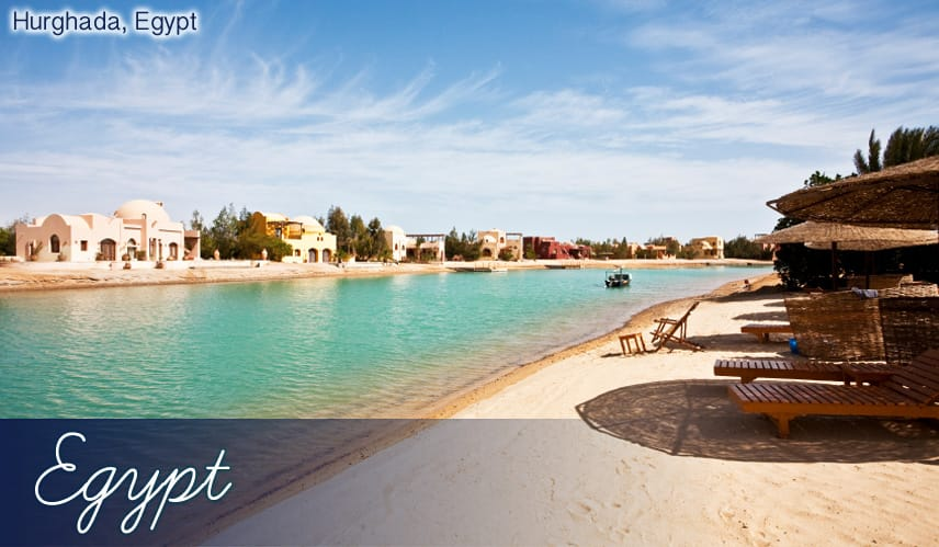 Cheap all inclusive Hurghada holidays