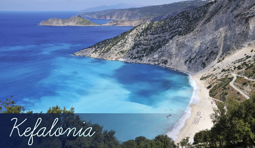 All inclusive holidays to Kefalonia