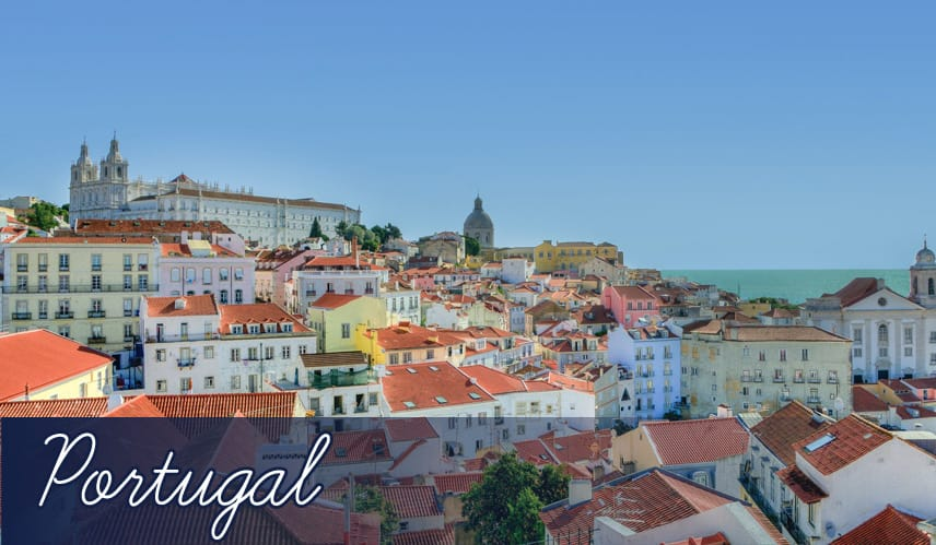 Cheap all inclusive Lisbon holidays