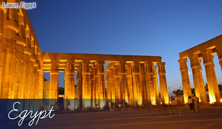 Cheap Luxor all inclusive holidays