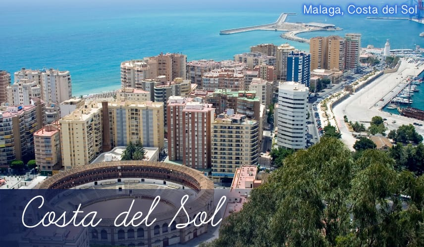 Cheap holidays to Malaga