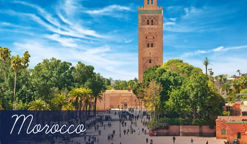 Cheap all inclusive hoidays to Morocco