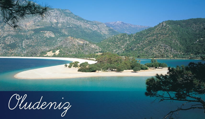 Cheap all inclusive holidays to Olu Deniz