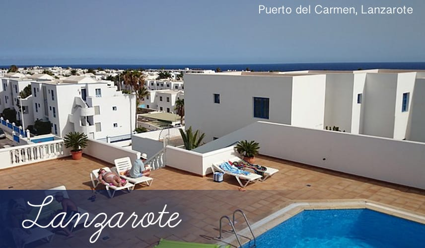 All inclusive last minute holidays to Puerto del Carmen