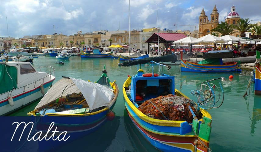 All inclusive holidays to Sliema