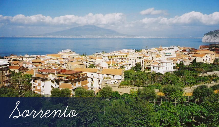 Sorrento holidays, all inclusive Sorrento holidays | Sunmaster