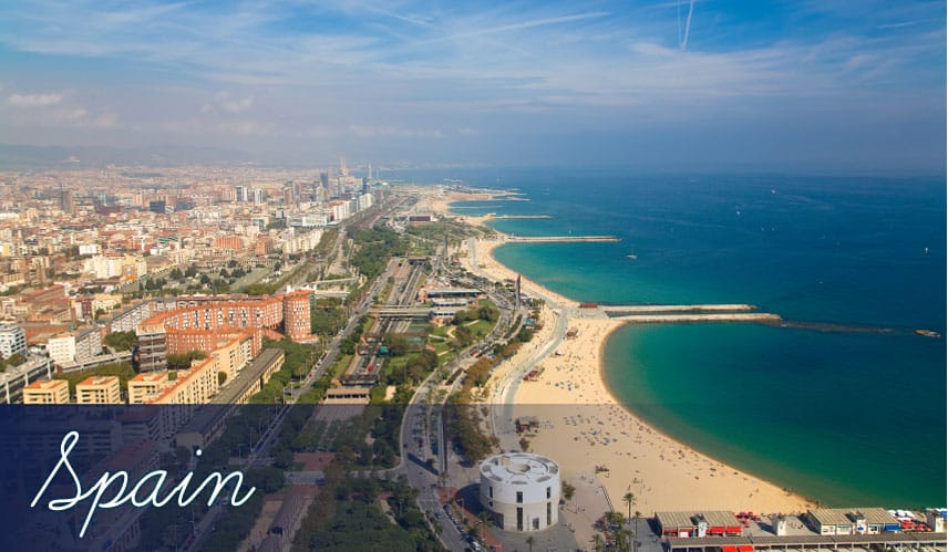 All inclusive cheap holidays to Spain