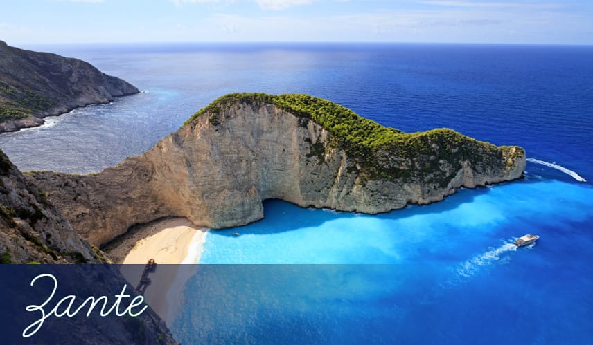 Cheap Holidays to Zante